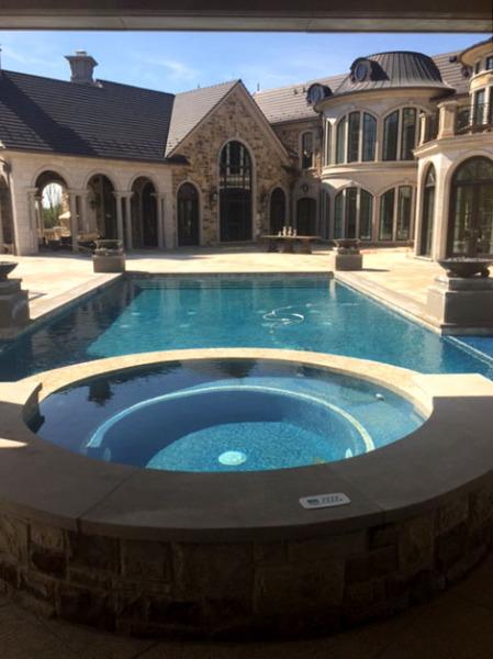 Pool Decks & Spas