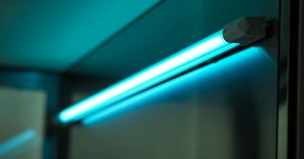 UV Light Heat Pump System