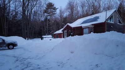 A Real New England Winter