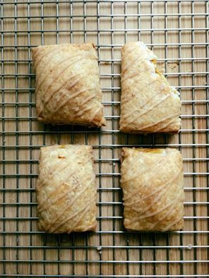 Pumpkin Spice Toaster Pastries