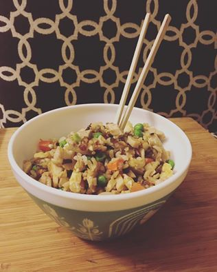 Better-Than-Takeout-Clean-Your-Fridge Fried Rice