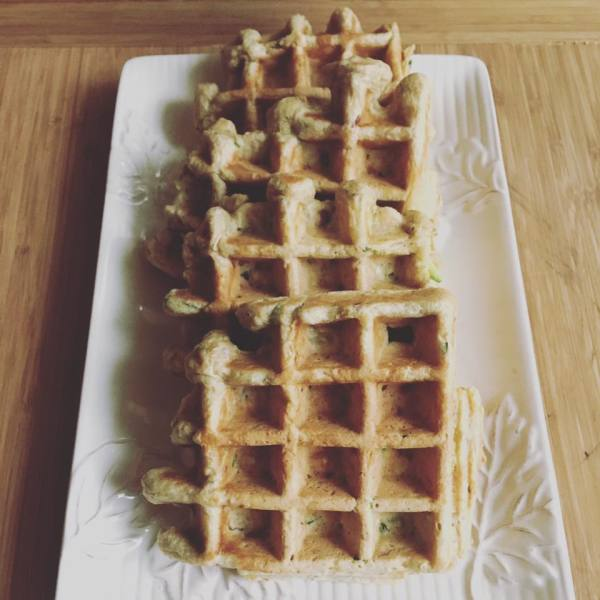 The Perfect First Waffle