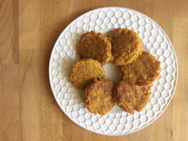 Sweet and Savory Plantain Cakes