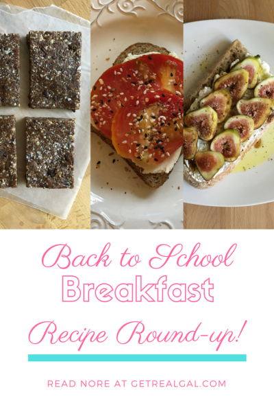 The Back to School Breakfast Recipe Round-up!