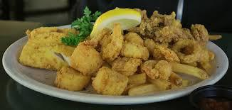 Cotton's Seafood Combo