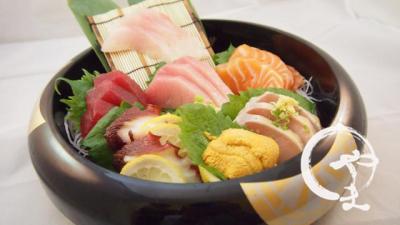 Sashimi 5 刺身 5 種盛り