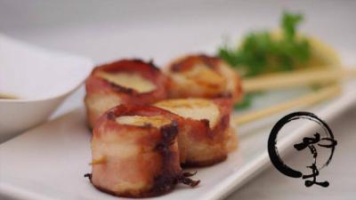 Bacon & Scallop ホタテベーコン