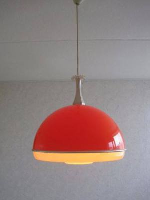 Retro Kitchen Light