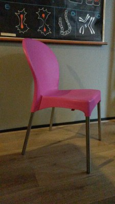 Chair for young lady