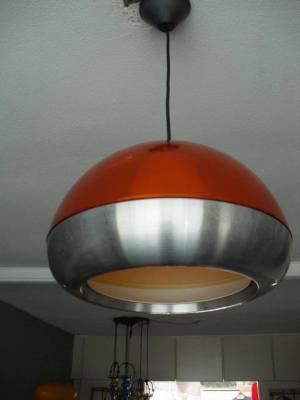Dijkstra brand 1970's Lamp
