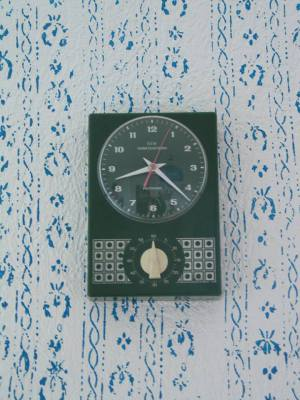 1970's clock