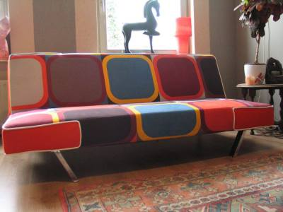 Spanish retro sleeping sofa