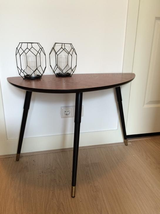 Side table in retro style