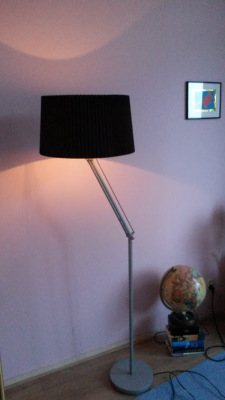 Stand Lamp for our bedroom