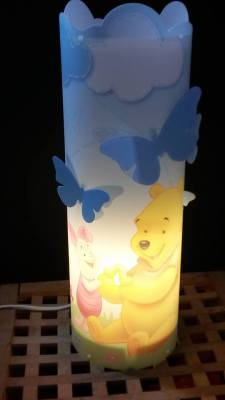 Night lamp for little Alice