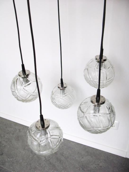 1960's Space Age pendant lamp
