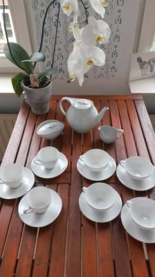 Eschenbach porcelain set from 1950's