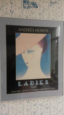 Lithografie Andres Hoyos