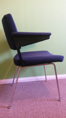 1963  André Cordemeyer office chair