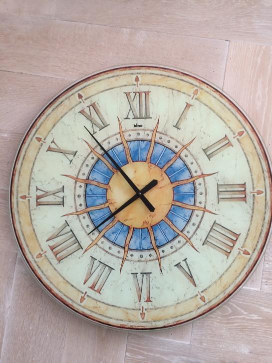 Italian wooden, wall clock