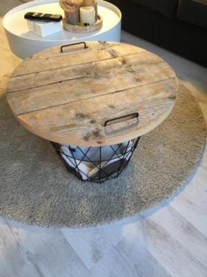 Modern Dutch Design side table
