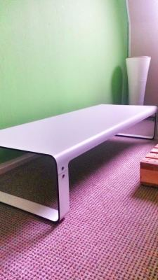 Cascando Curve Dutch Design coffee table