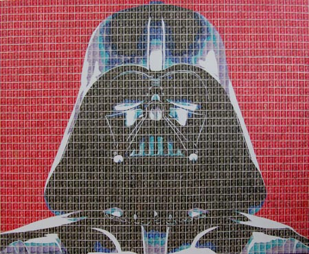 Darth Vader, Star wars, Darkside