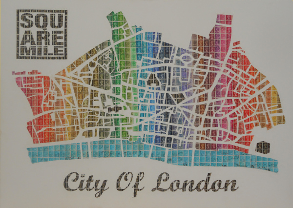 London, Square Mile, Capitol, City