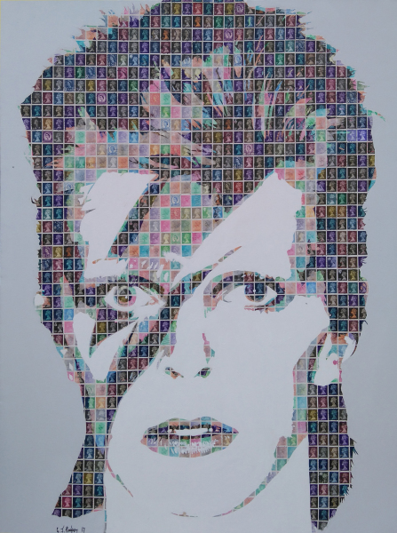 David Bowie, Bowie,