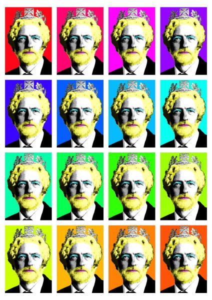 Jeremy Corbyn, Marilyn Monroe