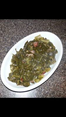 Lady K's famous Collard Greens