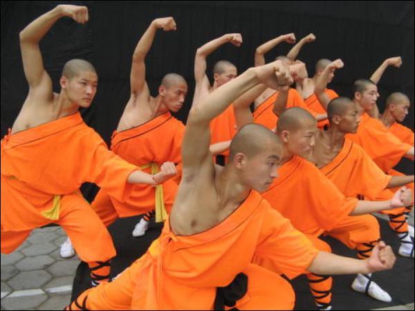 Shaolin Monk Fitness