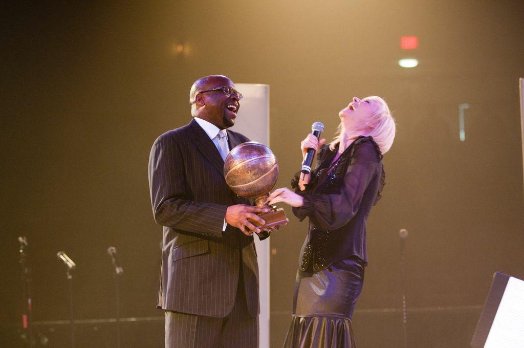 Pastor Paula White & ASGC Honoree 13'