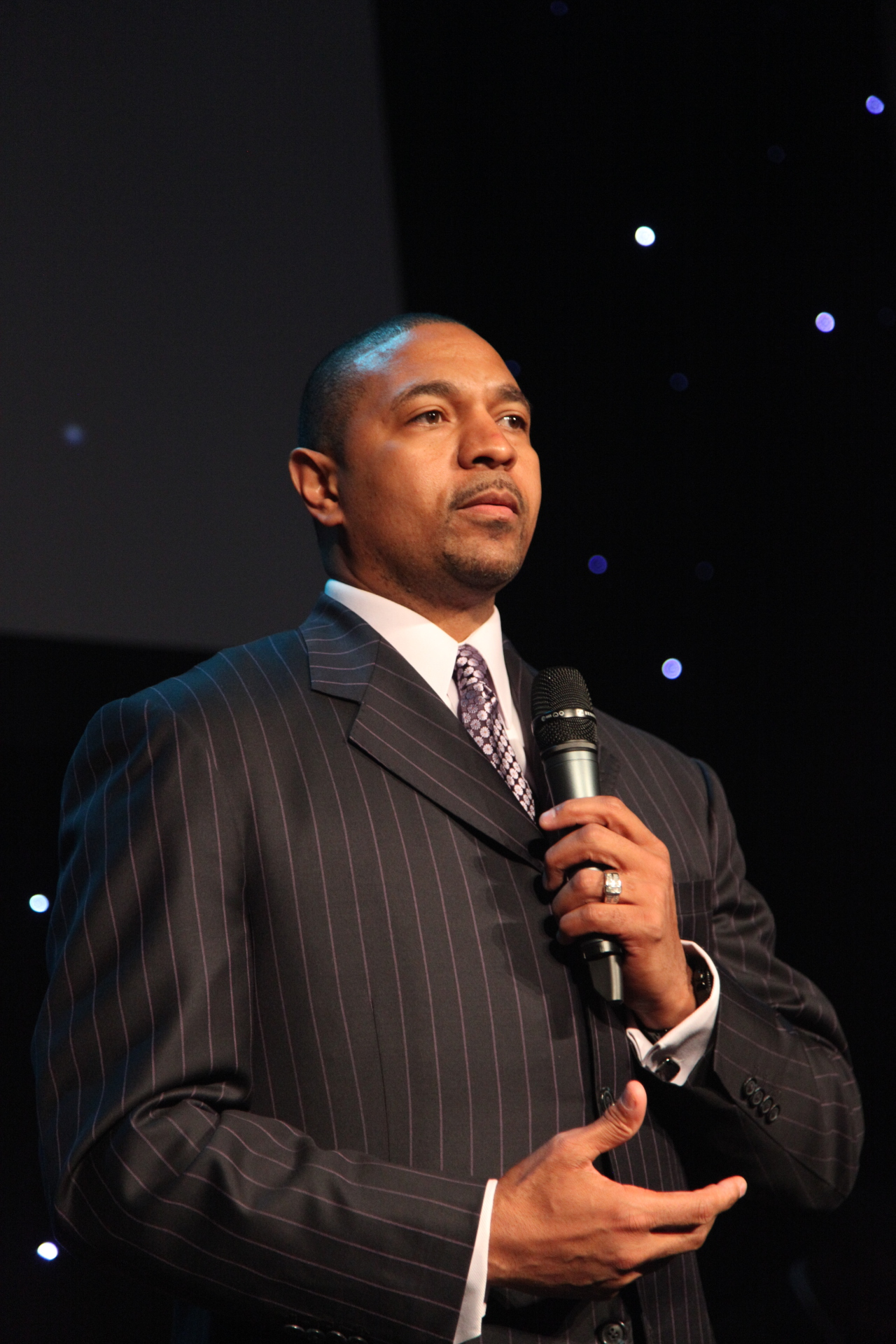 2011 Slam Dunk Honoree NBA Coach Mark Jacson
