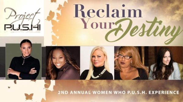 Women Who P.U.S.H. Conference