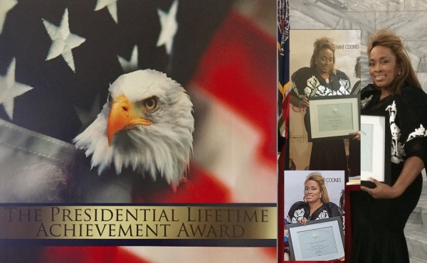 The President's Lifetime Achievement Award Honoree
