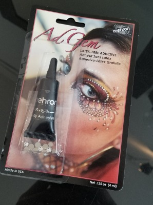All About the Eyes and False Lashes - never leave home without them.