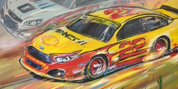 Joey Logano Steals Win At Phoenix Following Chaotic Finish