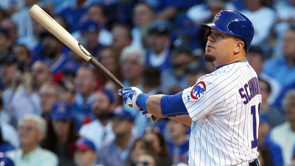 Kyle Schwarber's Secret Weapon