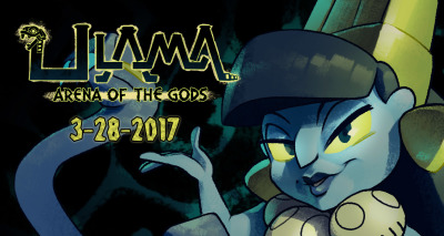 Ulama releasing on Steam!