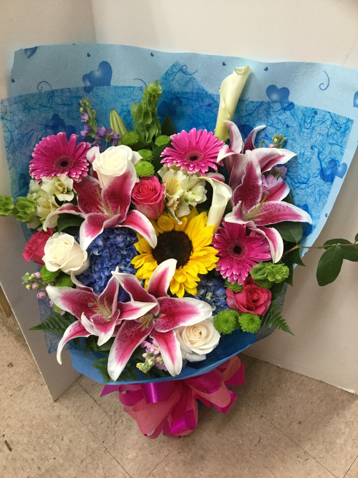 Mixed Bouquet