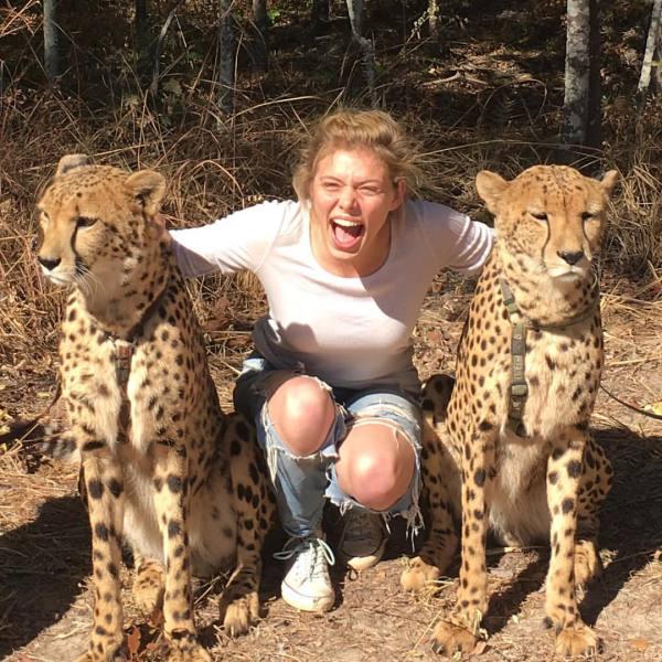 Crocs and Clinics and Cheetahs, Oh My!