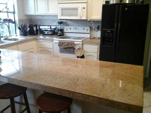 Home Inspection Kitchen