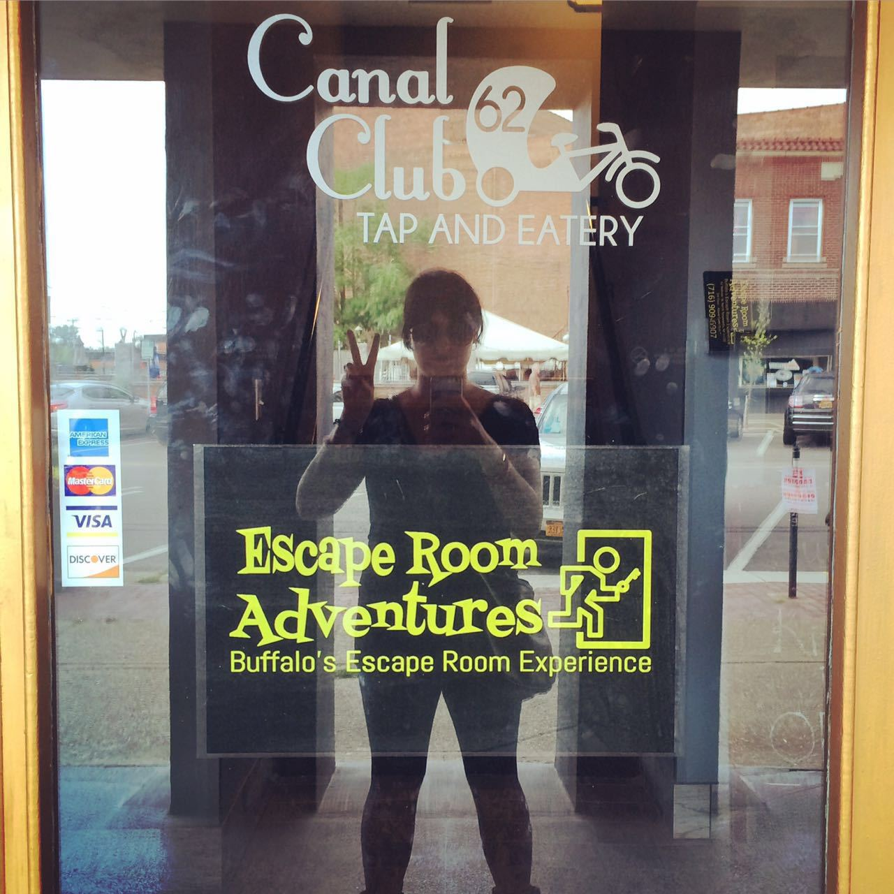 Escape Room Adventures WNY, Escape Room Buffalo, Escape Room, Canal Club 62, Webster Street, North Tonwanda, New York