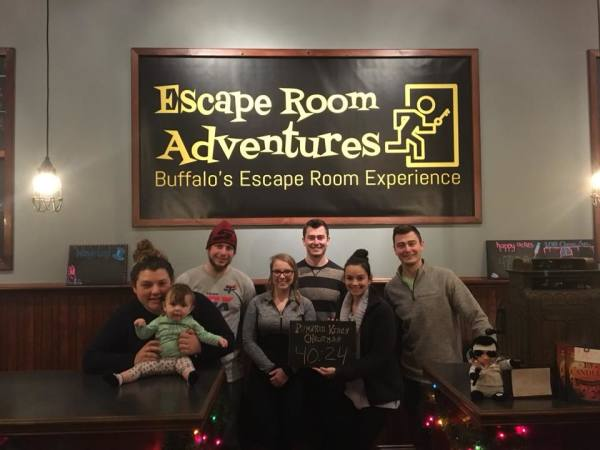 Escape Room Adventures WNY, Escape Room Buffalo, Escape Room
