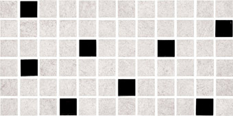 Karoo Grey Glass Mosaic