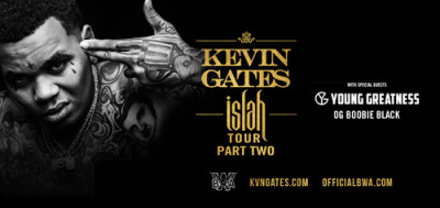 Kevin Gates Tour Tickets