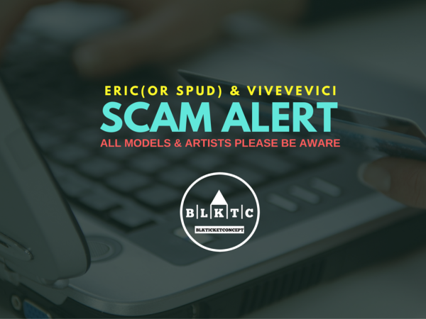 Scams and Frauds  | ERIC(OR SPUD) & VIVEVEVICI