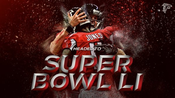 Well Looks Like The Falcons Are Headed To The Super Bowl!