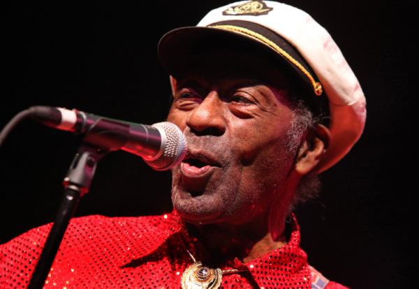 Chuck Berry Has Died At Aged 90